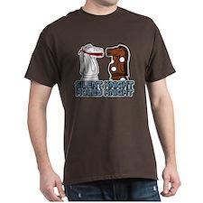Silent Knight Holey Knight T-Shirt