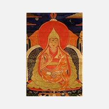 1st Dalai Lama / Rectangle Magnet