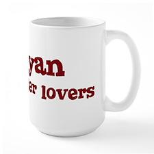 Kenyan Make Better Lovers Mug
