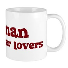 Norman Make Better Lovers Mug
