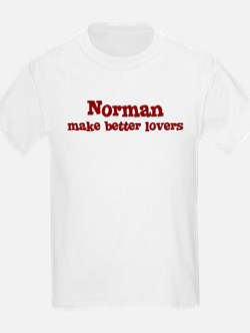 Norman Make Better Lovers T-Shirt