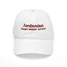Jordanian Make Better Lovers Baseball Cap