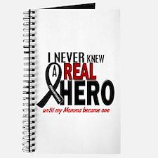 Never Knew A Hero 2 MELANOMA (Momma) Journal