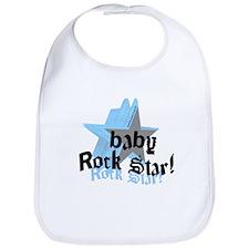 Baby Rock Star! Bib