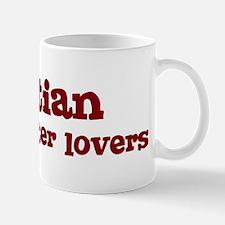 Haitian Make Better Lovers Mug