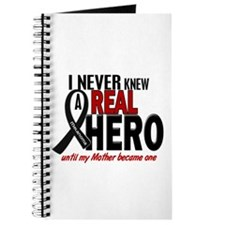 Never Knew A Hero 2 MELANOMA (Mother) Journal