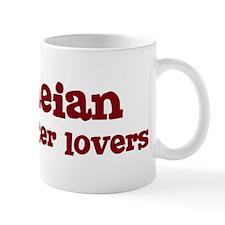 Bruneian Make Better Lovers Mug