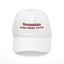 Bruneian Make Better Lovers Baseball Cap