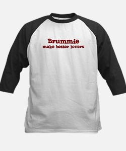 Brummie Make Better Lovers Tee