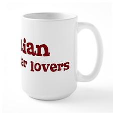 Bosnian Make Better Lovers Mug
