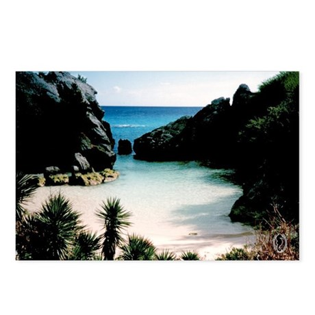 "Bermuda ""Jobson's Cove"" Postcards (Package of 8)"