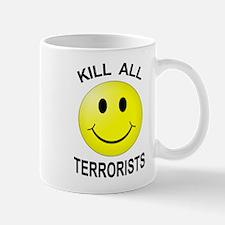 Kill Terrorists Mug