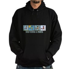 365 days a year (woman) Hoodie