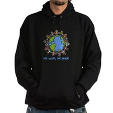 Unique Earth people Hoodie