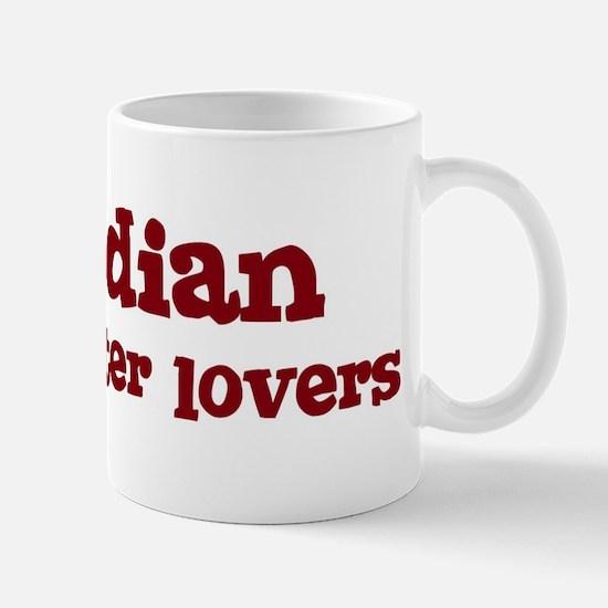 Arcadian Make Better Lovers Mug