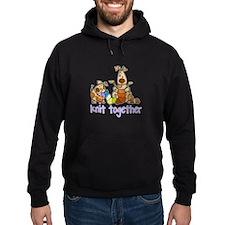Knit together II Hoodie