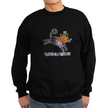 trick or treat Sweatshirt (dark)