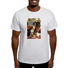 Antony and Cleopatra Ash Grey T-Shirt
