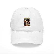 Antony and Cleopatra Baseball Cap