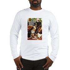 Antony and Cleopatra Long Sleeve T-Shirt