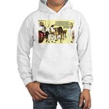 Eastern Thought: Confucius Hoodie