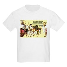 Eastern Thought: Confucius Kids T-Shirt
