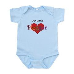 Our Little Blogger Infant Bodysuit