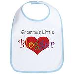 Gramma's Little Blogger Bib