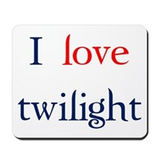 I love Twilight Mousepad