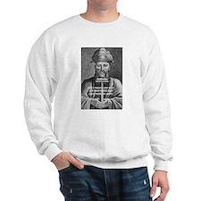 Eastern Wisdom: Confucius Sweatshirt