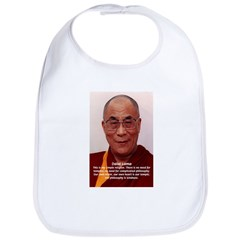 His Holiness the Dalai Lama Bib
