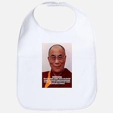 His Holiness the Dalai Lama Bib