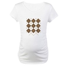 Leopard Argyle (Stitched) Shirt