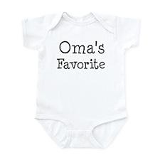 Oma is my favorite Onesie