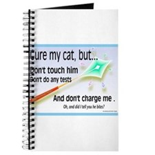 Cure My Cat Journal