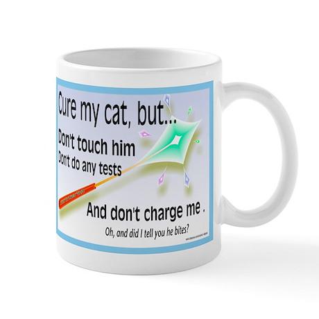 Cure My Cat Mug