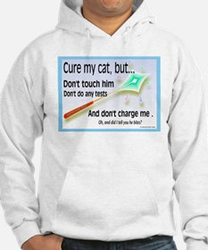 Cure My Cat Jumper Hoody