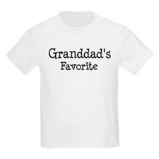 Granddad is my favorite T-Shirt