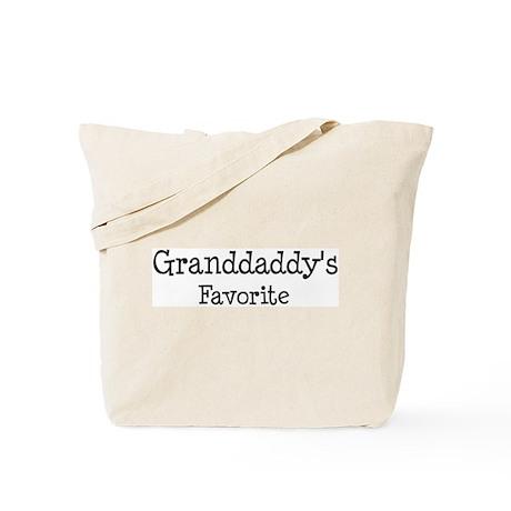 Granddaddy is my favorite Tote Bag