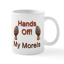 Hands Off My Morels! Mug