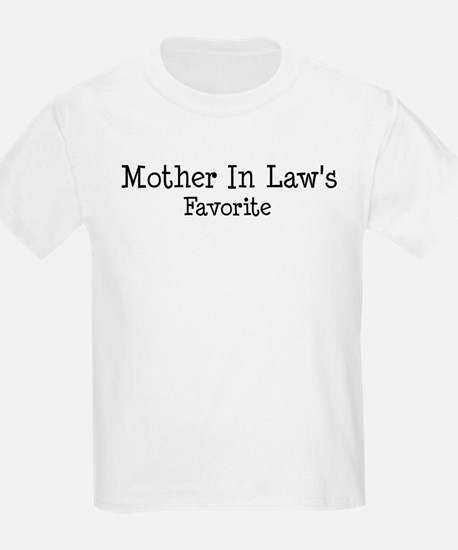 Mother In Law is my favorit T-Shirt