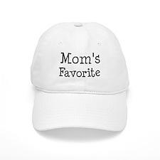 Mom is my favorite Baseball Cap