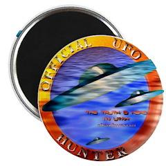 Official UFO Hunter Color 2.25