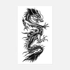 Dragon Rectangle Decal