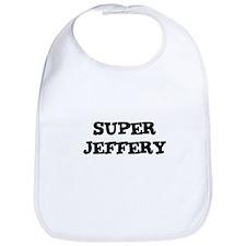Super Jeffery Bib