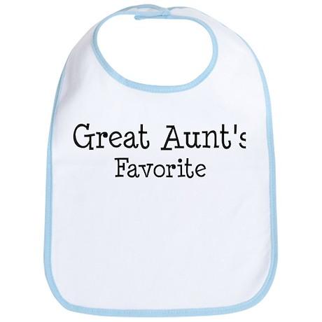 Great Aunt is my favorite Bib