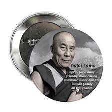 "The 14th Dalai Lama 2.25"" Button (10 pack)"