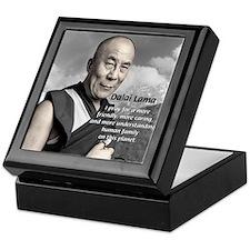 The 14th Dalai Lama Keepsake Box