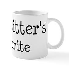 Babysitter is my favorite Mug