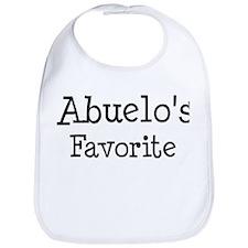 Abuelo is my favorite Bib